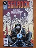 img - for Sgt. Rock Special #8 book / textbook / text book