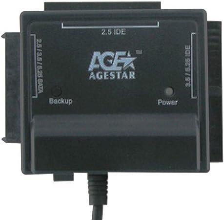 Agestar Ide Sata Zu Usb 3 0 Combo Docking Station Computer Zubehör