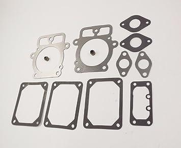New Engine Valve Gasket Cylinder Head Fits For Briggs /& Stratton 499890 693997
