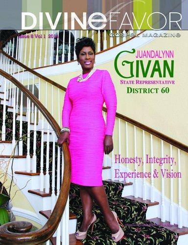 Divine Favor Gospel Magazine