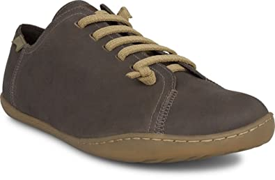Camper Peu Cami 17665 Brown Mens Leather Lo Trainers scarpe Boots-44