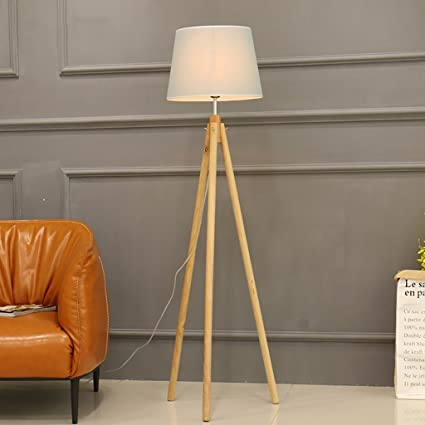 Bon LHRain Bedroom Lamps Floor Lamp, For Reading, Crafts, Crocheting, Knitting,  Sewing