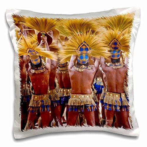 [Danita Delimont - Philippines - Parade, Dinagyang Festival, Iloilo, Philippines - AS29 KSU0084 - Keren Su - 16x16 inch Pillow Case (pc_132914_1)] (Philippines Costumes)