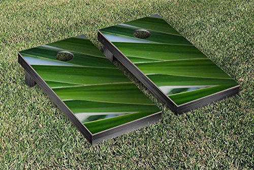 Zen Blades Themed Cornhole Game Set by Victory Tailgate