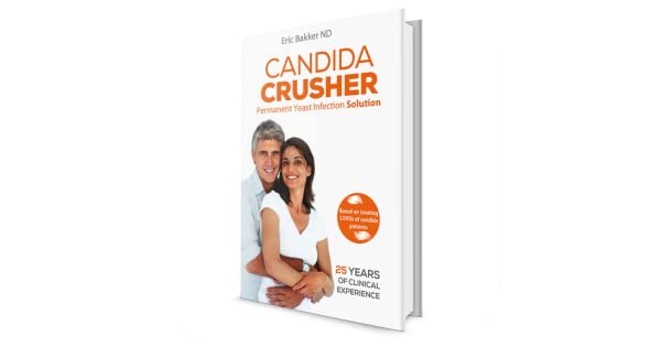 Candida crusher book