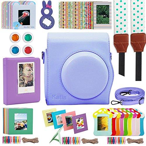9 in 1 Instant Film Camera Album Bundles Kit for Fujifilm Instax Mini 8 - 7