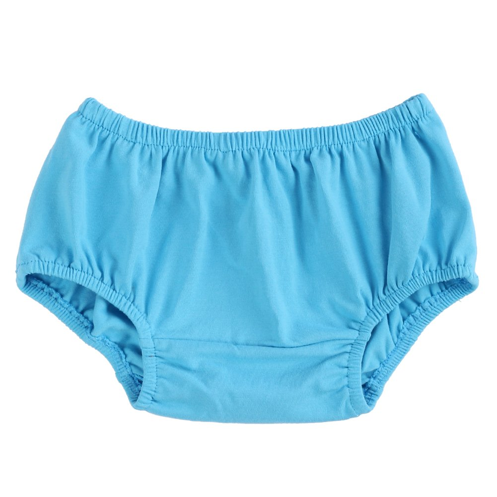 f33edc5c52be Amazon.com: IWEMEK Baby Girl Boy Toddler Cotton Basic Diaper Cover Bloomers  Shorts Briefs Panty Underwear Panties: Clothing