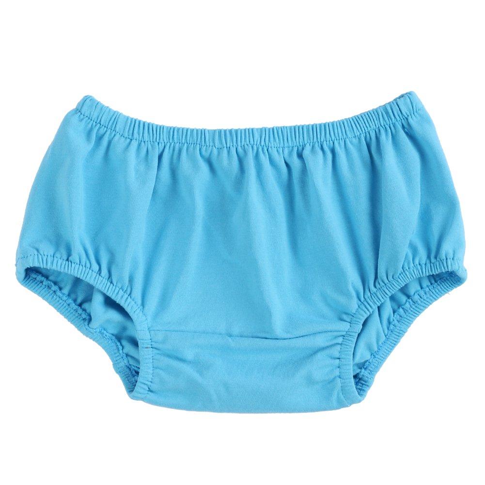 Amazon.com: IWEMEK Baby Girl Boy Toddler Cotton Basic Diaper Cover ...