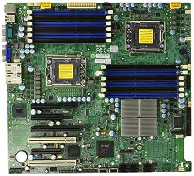 Supermicro X8DTI-F Intel 5520 Dp LGA1366 Dc MAX-96GB DDR3 Eatx 3PCIE8 PCIE4 Motherboard