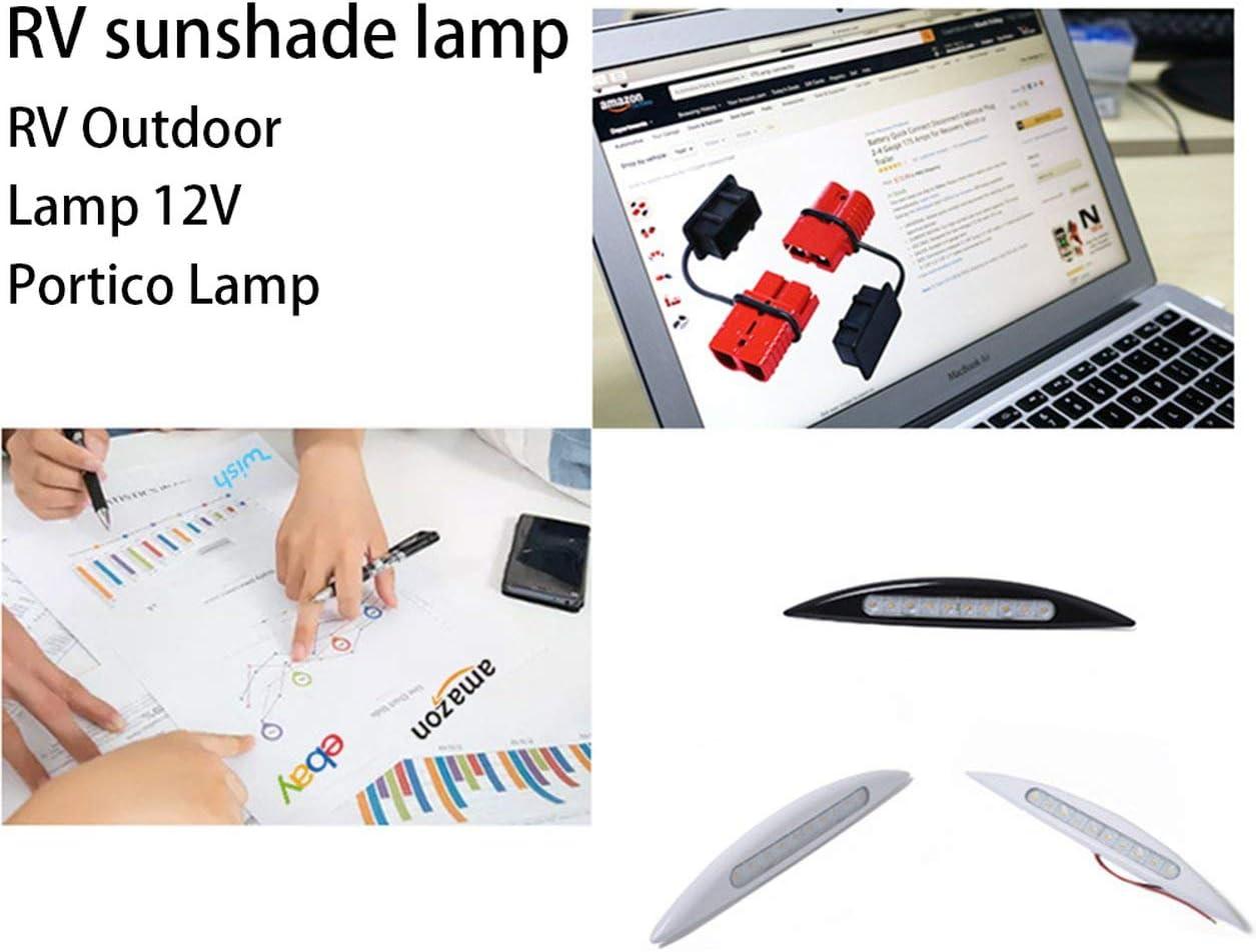 Dailyinshop® 12 V LED RV Parasol lámpara de Exterior lámpara ...
