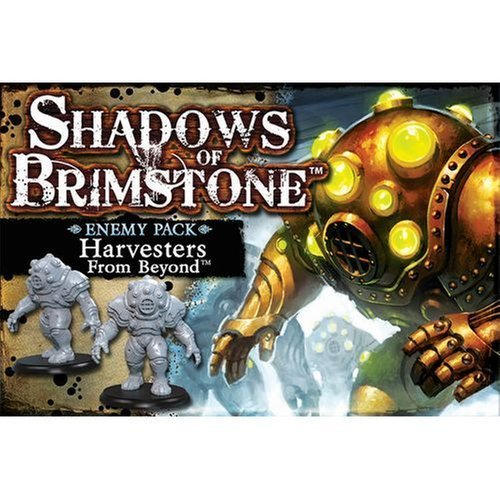 Harvesters Enemy Pack Flying Frog Productions Shadows of Brimstone