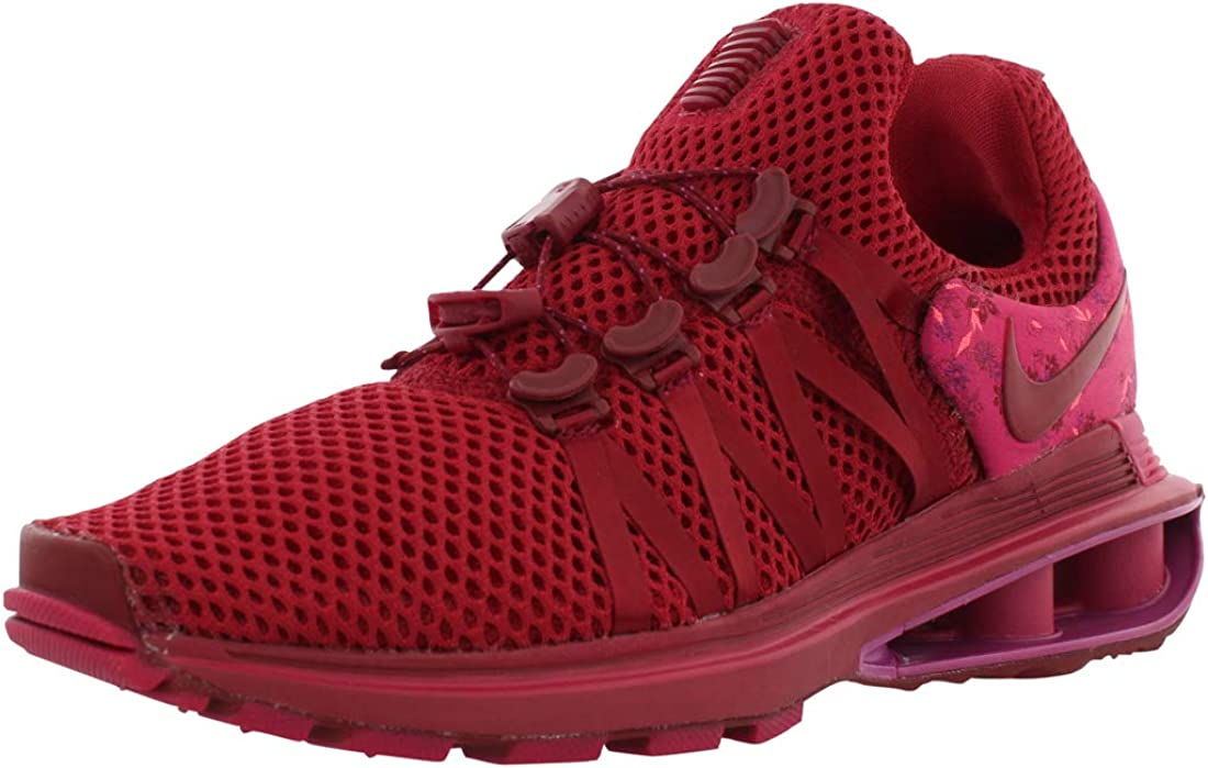 Nike Women s Shox Gravity Running Shoes Red Crush