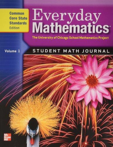 Everyday Mathematics: Student Reference Journal, Vol. 1
