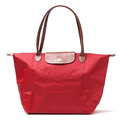 ff3eadd8d9b0 Longchamp Le Pliage Large tote bag rogue red