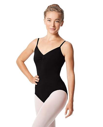 282c85a22a6f76 Amazon.com  Calla Dancewear Womens Faina Camisole Dance Leotard ...