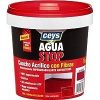 Aguastop Ceys M92283 Impermeabilizante aquastop caucho acrilico