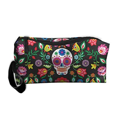 f4196a318c outlet Sugar Skull Make-Up Cosmetic Tote Bag Carry Case - forum ...