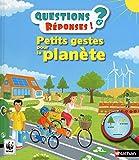 """Afficher """"Petits gestes pour la planète"""""""