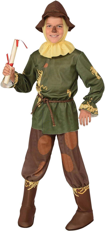Wizard of Oz Halloween Sensations Scarecrow Costume (75th Anniversary Edition)