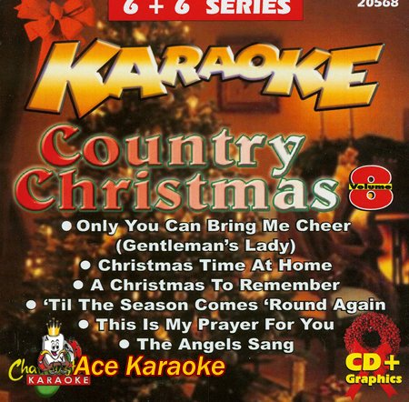 Karaoke: Country Christmas 8