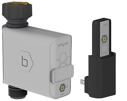 Orbit B-hyve 21004 Smart Hose Faucet Timer with Wi-Fi Hub Compatible  sc 1 st  Amazon.com & Amazon.com : Orbit B-hyve 21004 Smart Hose Faucet Timer with Wi-Fi ...
