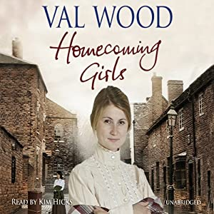 Homecoming Girls Audiobook