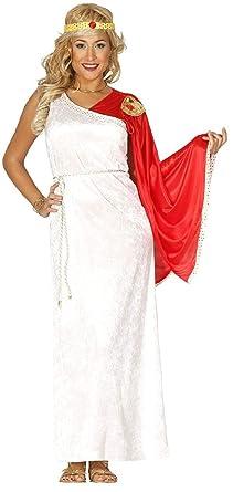 Fancy Me Disfraz de Diosa Romana Toga Antiguo Griego Antiguo ...