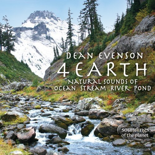 Four Natural - 4 Earth: Natural Sounds of Ocean Stream River Pond