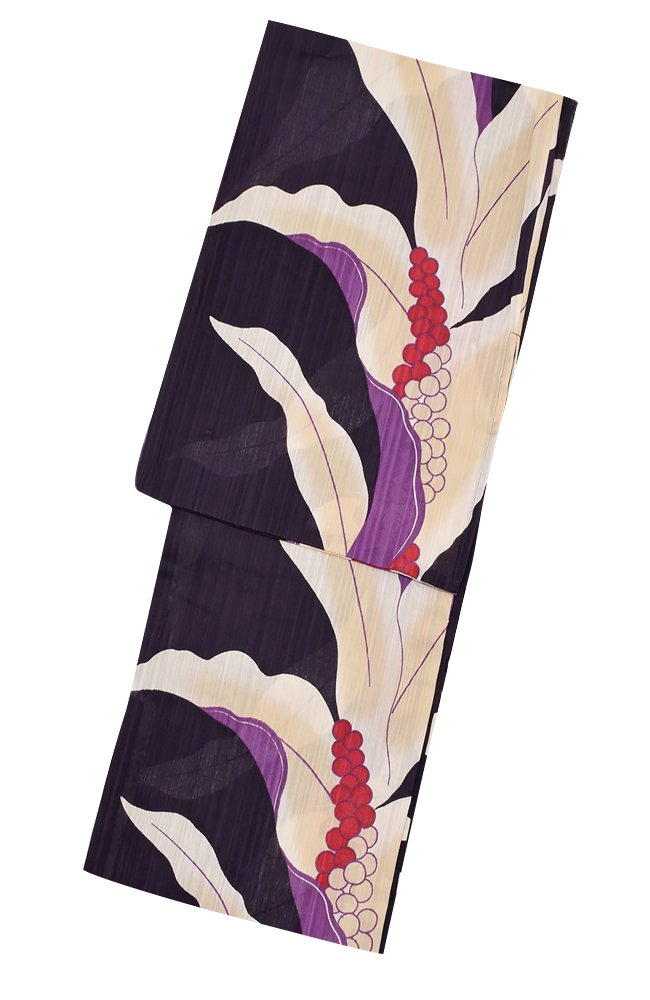 [ KIMONOMACHI ] LADY STYLE 女性用浴衣単品 全16柄 サイズ豊富 B072177WJP S|浴衣14 浴衣14 S