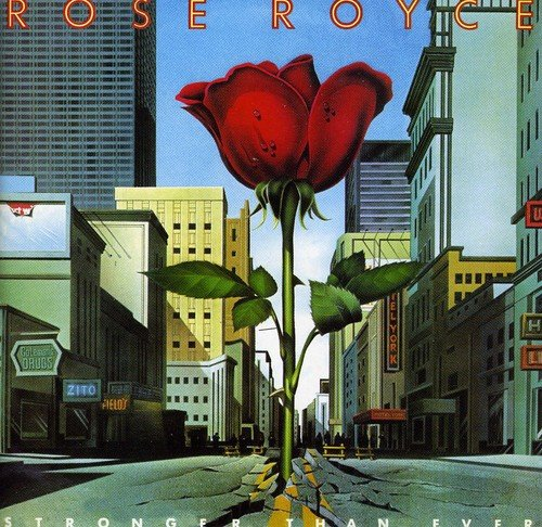 Stronger Than Ever: Expanded Edition /  Rose Royce - Seller: -importcds [+Peso($26.00 c/100gr)] (MMVP)