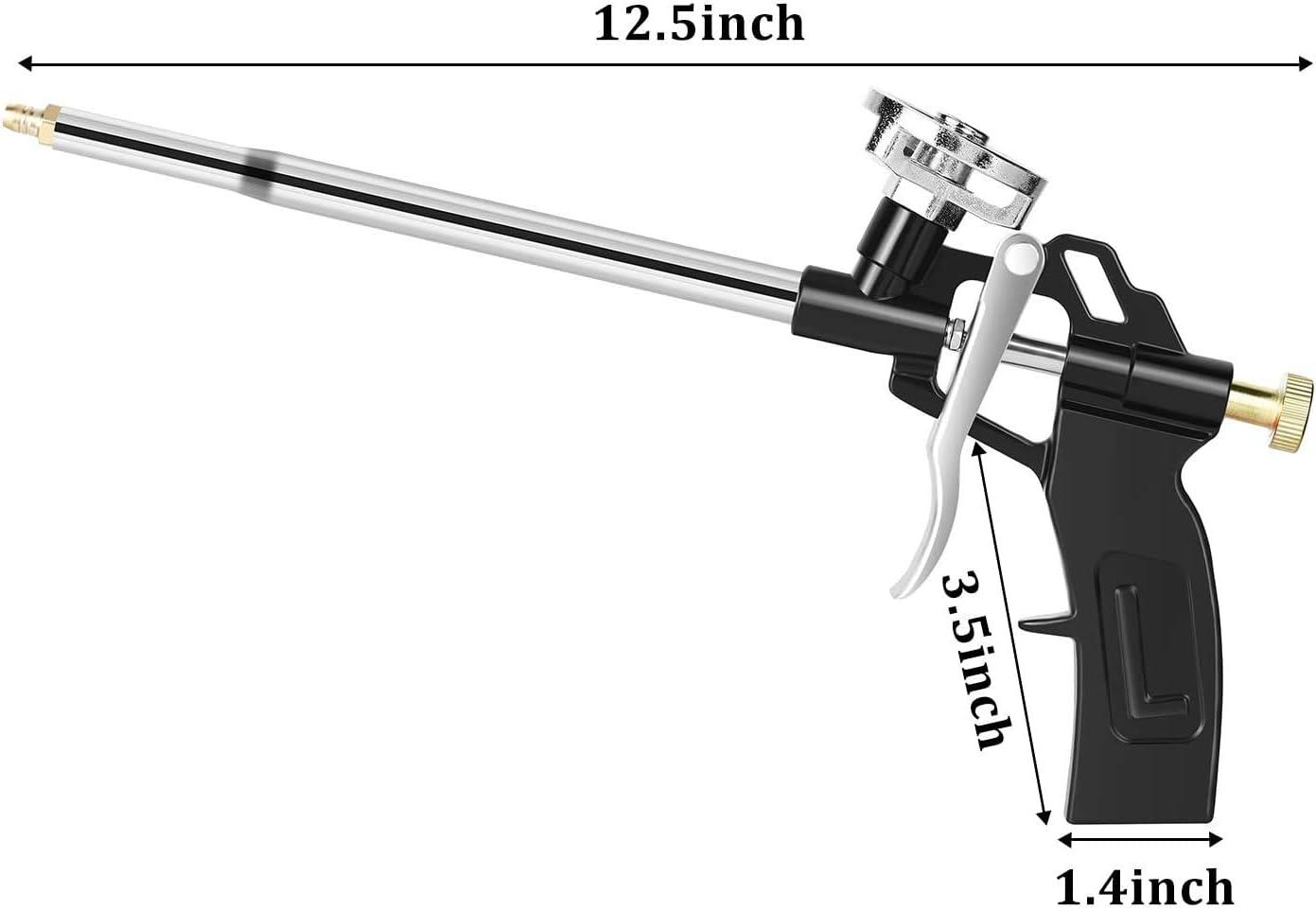 Pistola de espuma de poliuretano profesional de calidad montaje Pistola Dise/ño Pistola de espuma