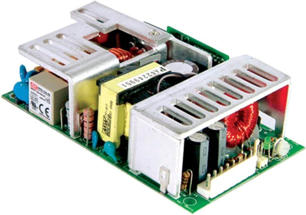Mean Well Original PPT-125D Triple Output with PFC Function Power Supply 5V 12V 24V 0.5A 2.5A 7A 101W