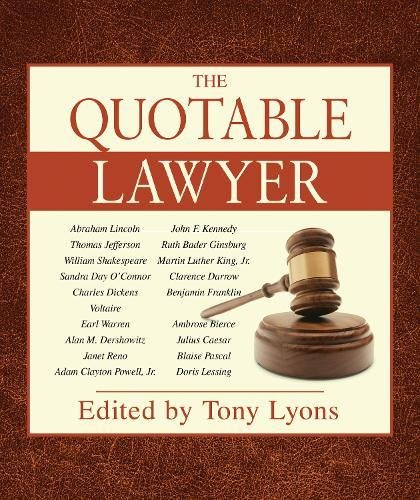 Download The Quotable Lawyer PDF