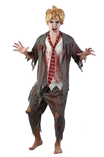 Amazon.com: U Look UGLY TODAY - Disfraz de esqueleto para ...