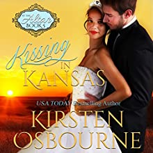 Kissing in Kansas: At the Altar, Book 5 Audiobook by Kirsten Osbourne Narrated by Tiffany Williams