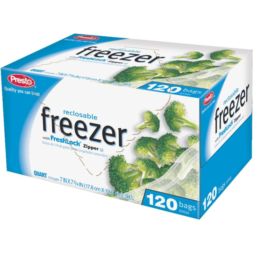 Presto Value Pak Freezer Bag
