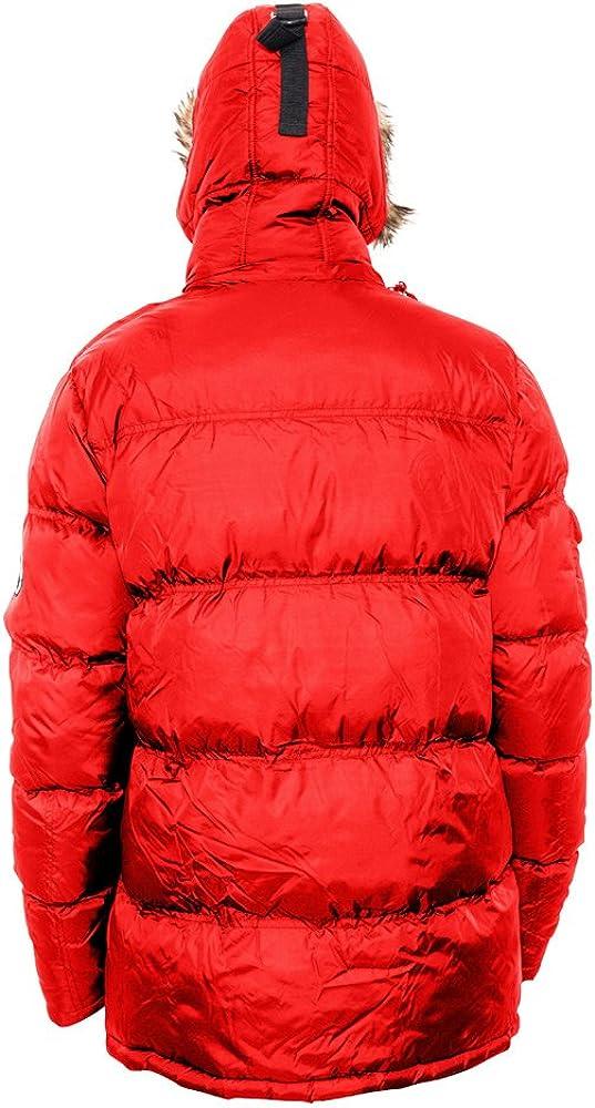 BEARPAW Mens Durham Coat