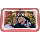 "Padcod 7 Inch Tablet For Child 2017 Edition,IPS 7"" Display For Kids With Wi-Fi Android 5.1 Cortex A9 CPU and Dual Cameras, 8GB+1GB Tablet (Pink)"
