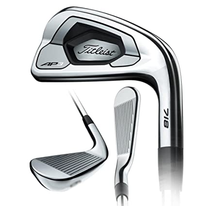 Amazon com : Titleist 718 AP3 Iron Set 2018 Right 4-PW, AW