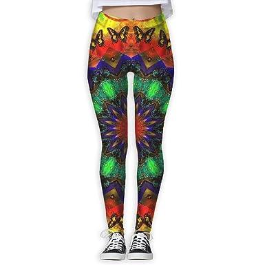 uyitrytu Pantalones de Yoga Mujer Yoga Pants Tiger ...