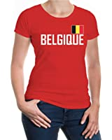 buXsbaum Girlie T-Shirt Belgien