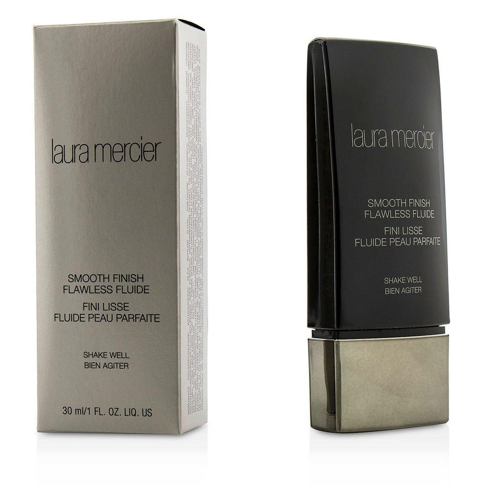 Laura Mercier by Laura Mercier Smooth Finish Flawless Fluide - # Linen --30ml/1oz for WOMEN ---(Package Of 2)