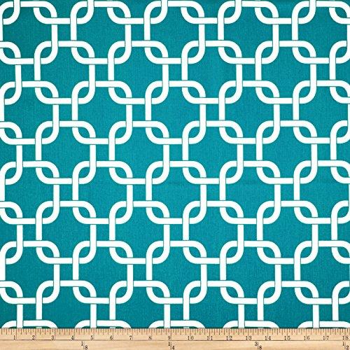Premier Prints Gotcha True Turquoise