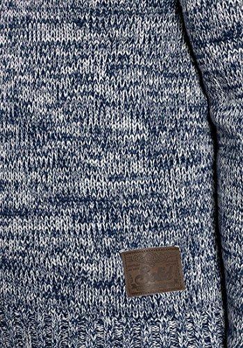 Col Cardigan Coton Avec En Pour Maille Veste Insignia Pomeroy Blue Homme 1991 Gilet 100 Droit Solid Grosse OUxvgqg