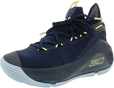 Under Armour BGS Curry 6 Boys Shoes