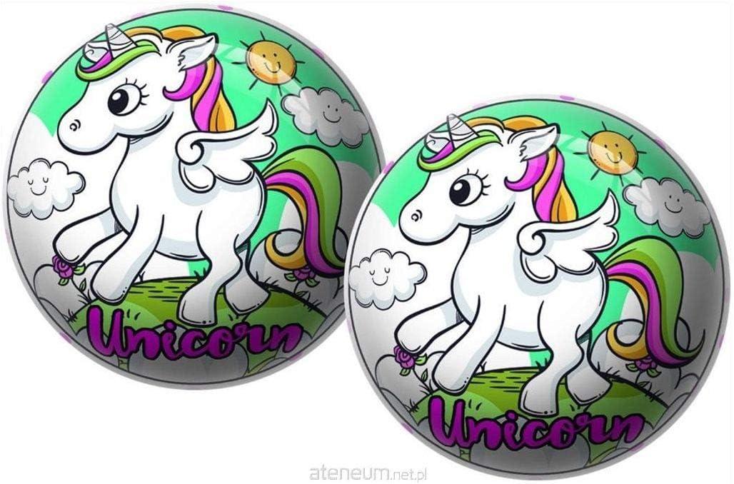 Mondo- Balón Unicornio (2416): Amazon.es: Juguetes y juegos