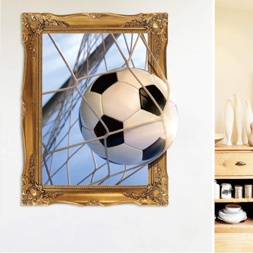 Lovemq 53 * 43 Cm Copa Mundial De Balón 3D Jugar Fútbol Fútbol ...