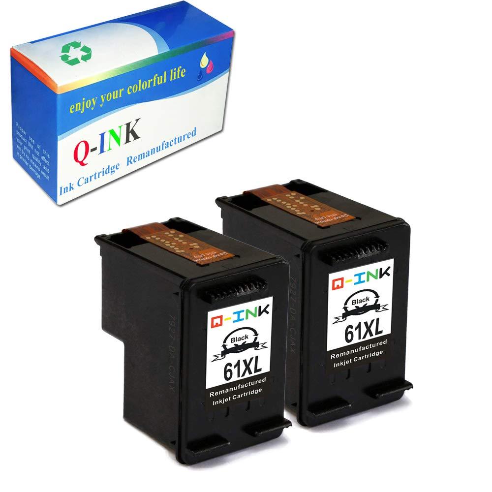 Ink Choice – Cartuchos de tinta para HP 61 X L negro CH561WN ...