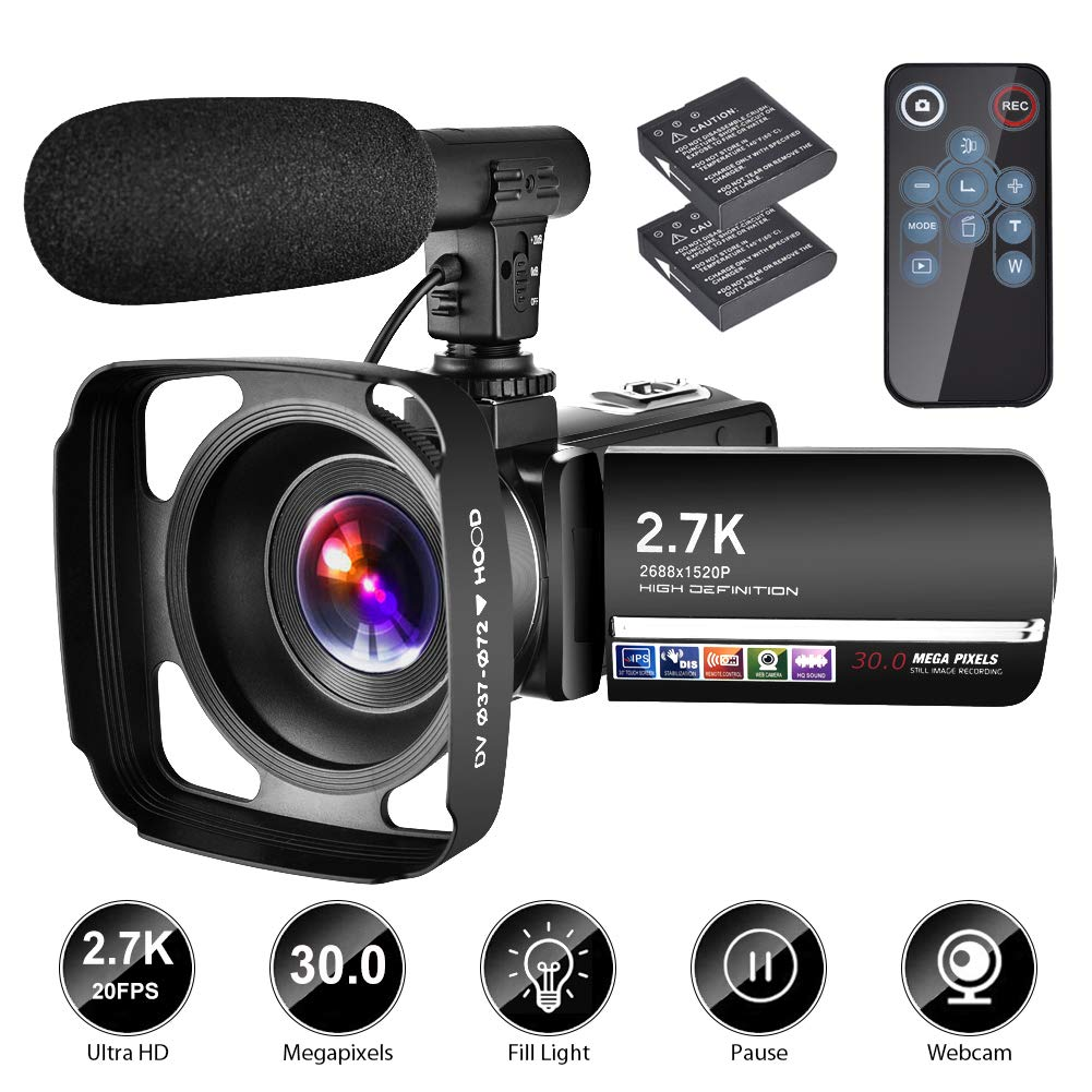 video-camera-camcorder-with-microphone-youtube-camera-recorder-27k-ultra-hd-20fps-300mp-18x-digital-zoom-30-lcd-touch-screen-vlogging-camera