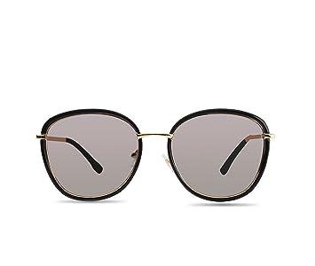 WHO AM I ¿Quién Soy Yo Conducir Sra Masculinos Náuticas Aire Libre De Grandes Gafas De Sol Polarizadas Caja De Cuatro Colores Opcionales,Grey: Amazon.es: ...